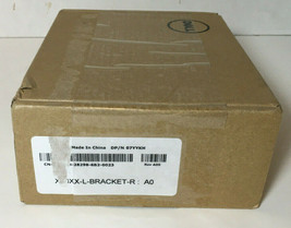 BRAND NEW Dell OEM Network Switch Rack Ears Kit With Screws - 7YYKH - $18.76