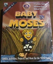 Zeke's Chronicles - Baby Moses Interactive Biblical Children Games Windo... - $7.79