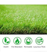 Artificial Grass Turf Rug 20MM Thick Faux Grass Synthetic Lawn Pet Turf ... - $89.00