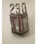 "65 66 67 Chevrolet Chevelle ""230"" Emblem Has 3864242 On Back - $4.95"
