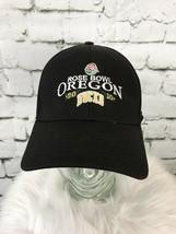 Rose Bowl 2010 Oregon Ducks New Era Ball Cap Black Hat Sz M/L University... - $14.84