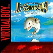 100% NEW ! Nintendo 3D VB Virtual Boy Virtual FISHING JP FREE EMS SHIP J... - $94.28