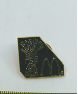 McDonalds Restaurant FSB Employee Crew Collectible Pinback Pin Button China - $14.26