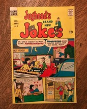 "Jughead's Brand New Jokes #3 - Vintage Silver Age ""Archie"" Comic - Mint - $51.00"
