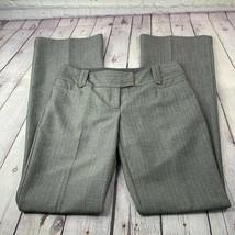 The Limited Women's 'Drew Fit' Gray Slacks Dress Pants Career Work Size 6L - $28.86
