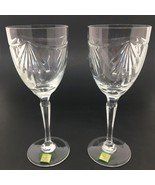 Marquis by Waterford Crystal -Wine Glasses/Goblet Set Of 2 - $23.36
