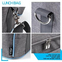 Lunch bag ASILA Washable Reusable Lightweight Insulated BoxLunch Tote - $26.69