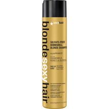 Sexy Hair Blonde Bombshell Blonde Shampoo 300ml - $35.73