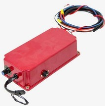 Top Street Performance JM6929R RED 6AL Style Ignition Box