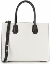 MICHAEL Michael Kors Women's Mercer Tote (Optic White/Pearl Grey/Black) - $268.00