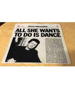 "Don Henley VG 45 rpm ""All She Wants To Do Is Dance"" - $11.75"