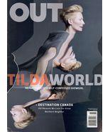 Out Magazine (Nov. 2016) Tilda Swinton - $6.95