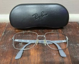 RAY-BAN RB3529 029/71 Sunglasses Frame 58-17 Silver/Grey Matte with Case - $24.18