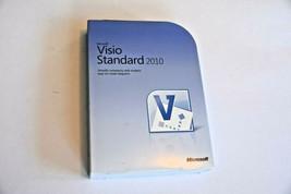 Microsoft Office Visio Standard 2010 -Genuine Full Retail Edition W/ Key - $53.45