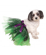Witch Dog Tutu with Stars Halloween Costume - £3.14 GBP