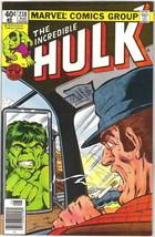 The Incredible Hulk Comic Book #238 Marvel Comics 1979 FINE- - $2.99