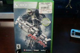 MX vs. ATV Reflex (Microsoft Xbox 360, 2009) Complete w/ Manual - VG - $9.85