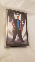 1990 Vanilla Ice To the Extreme Cassette Complete w/ Lyric Sleeve Nostalgic - $7.19