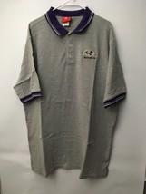 Bailtimore Ravens Ravens NFL polo shirt mens size XL - $18.81
