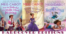 From the Notebooks of a Middle School Princess HARDCOVER Set Books 1-3 M... - $43.99