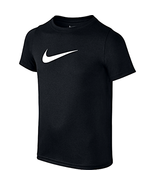 NIKE Boys' Dry Short Sleeve Swoosh Solid Tee - Choose Sz/Color - $21.96+