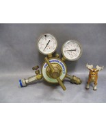 FS-50 Fisher Scientific Gas Regulator Valve - $100.18