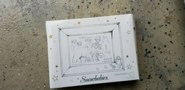 DEPARTMENT 56 SNOWBABIES FRIENDSHIP CLUB - PICTURE WITH FRAME NIB - $24.74
