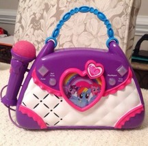 My Little Pony Magical Music Sing-Along Boombox - $14.25