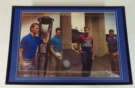 1984 JC Penney Fox Collection 12x18 Framed ORIGINAL Vintage Advertising ... - $65.09