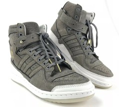 Adidas Forum HI Crafted Pack Shoes & Cleaning KIT BW1253 Size 6 New w/ Box - $79.15