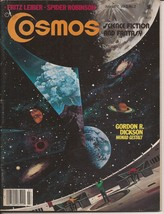Cosmos Science Fiction And Fantasy V3 #2 Fritz Leiber Spider Robinson - $3.95