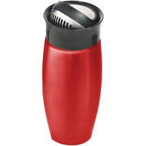 Houdini 24oz Flip-top Cocktail Shaker (metallic Red)