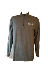 Seattle Seahawks NFL Team Apparel Hoodie Athletic Sweatshirt NWT Medium New - $49.44