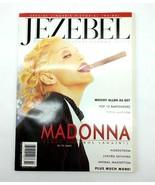 Jezebel Magazine Madonna Issue February 1998 Woody Allen Steve Madden Rare - $87.07