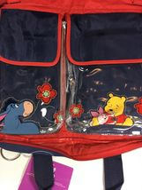 Winnie the Pooh Large Blue Nylon Travel Bag  image 5