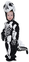 Stegosaurus Dinosaur Fossil Skeleton Costume by Underwraps™Infant/Toddlers - $39.95