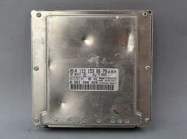 03-06 MERCEDES SCLASS S500 S430 ECU ECM ENGINE CONTROL MODULE 1131538679 - $79.19