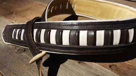 The Exquisite Guitar Strap, One of a kind! - $180.00