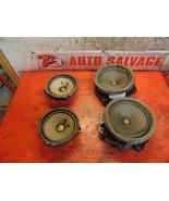 07 06 05 04 03 Cadillac CTS oem Bose front & rear door speaker speakers set - $69.29