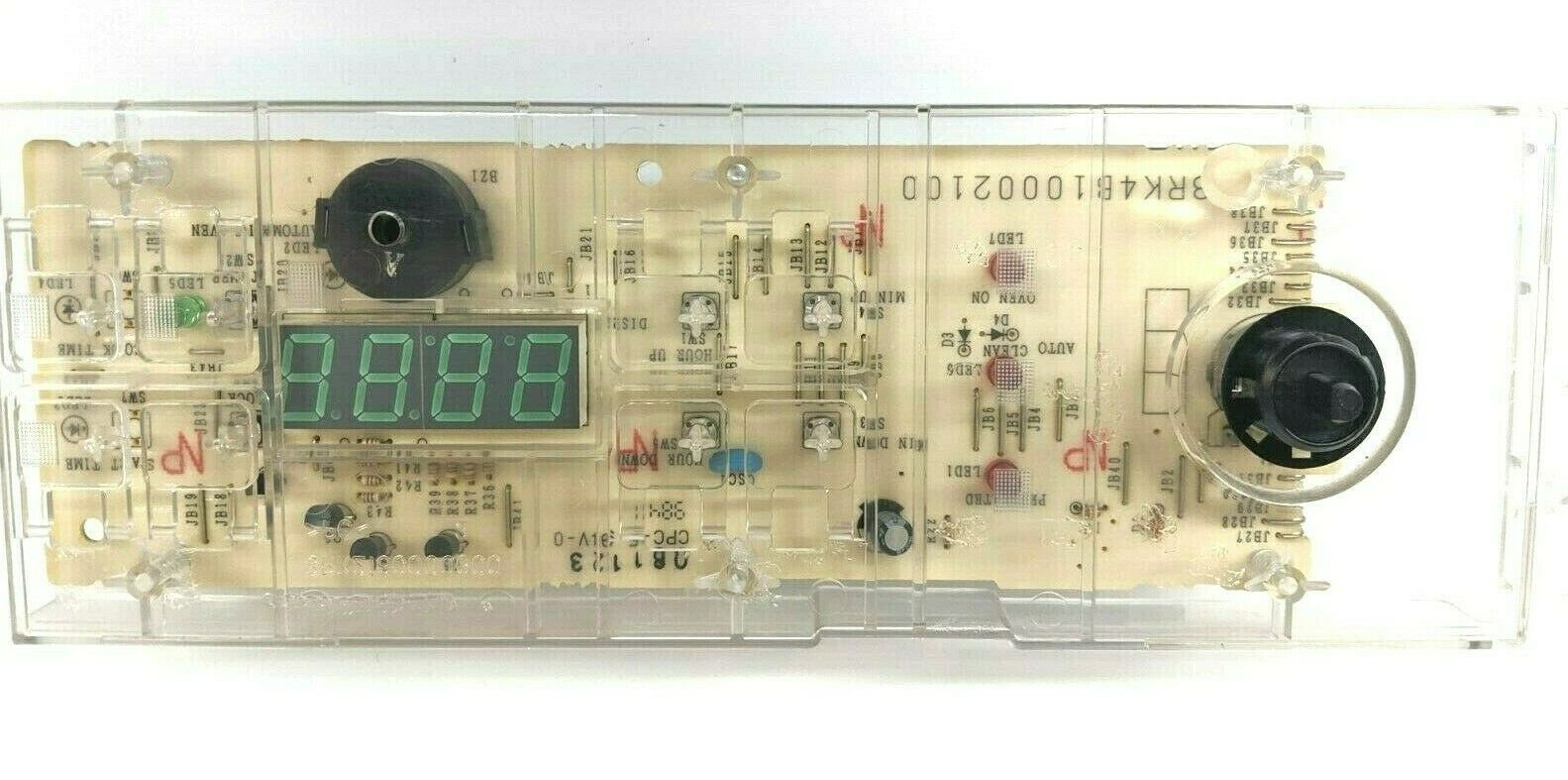 Primary image for General Electric Range control board  KIT TO8-BB WB50T10044