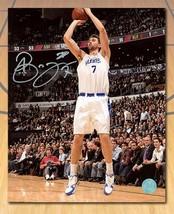 Andrea Bargnani Toronto Huskies Autographed Shooting 8x10 Photo - ₹4,300.26 INR
