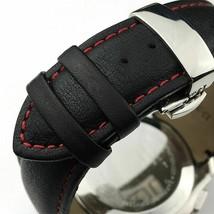 Casual Leather Watchband Belt Tissot T035 Watch Strap Bracelets Buckle Wrist - $26.75+