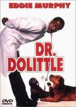 Dvd - Dr. Dolittle Dvd - $5.13
