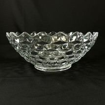 Fostoria American Vintage Large Flared Bowl 10 Inch Depression Glass Elegant - $78.21