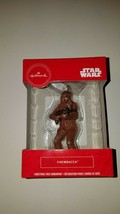 Hallmark ornament disney star wars chewbacca  new in box christmas decor - $20.95