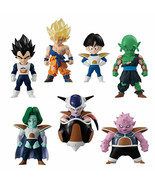 Dragon Ball Adverge Series 13 Mini Figure Collection - Complete Set of 7 - $89.90