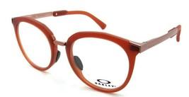 Oakley Rx Eyeglasses Frames OX3238-0650 50-19-141 Top Knot Satin Amber - $98.49