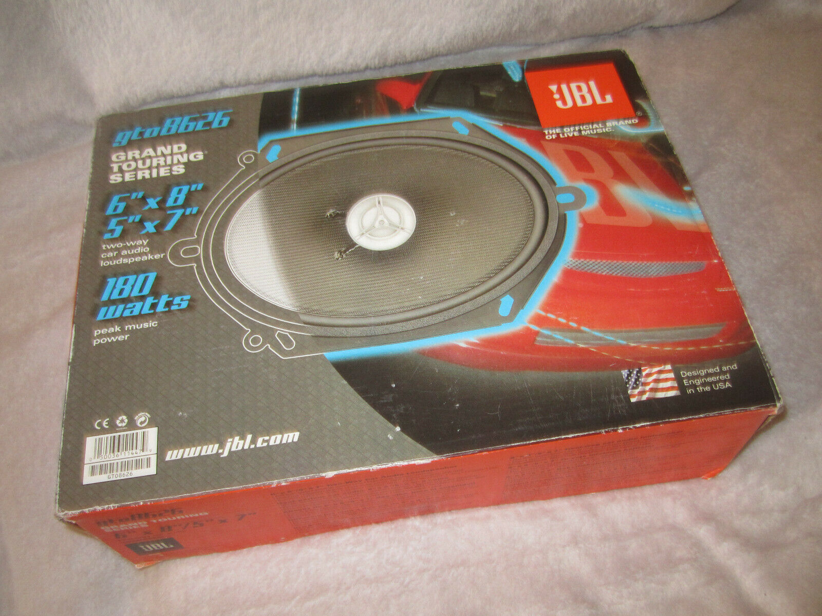 Pair of NEW Pyle PSP8 All Weather 5/'/' PA Mono Extension Horn Speaker