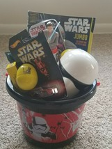 Unique One of a Kind Star Wars Easter Gift Birthday Basket - $25.99