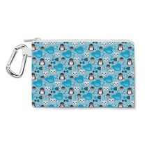 Artic Animals Canvas Zip Pouch - $15.99+
